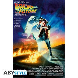 Poster Regreso Al Futuro 91,5 x 61 cms