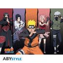 Poster Grupal Naruto Shippuden Set 52 x 38 cms