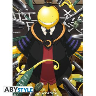 Assassination Classroom Poster Koro Sensei 52 x 38 cms