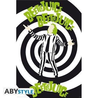 Poster Beetlejuice 91.5 x 61 cms