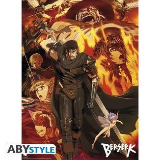 Berserk Group Poster 52 x 38 cms