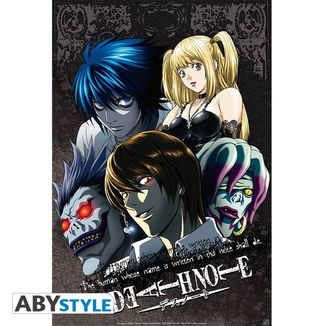 Death Note Poster Group1 52 x 38 cms