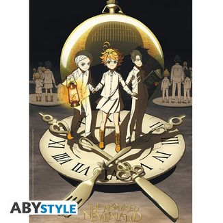 Poster Grupo The Promised Neverland 52 x 38 cms