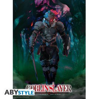 Poster Orcbolg Goblin Slayer 52 x 38 cms