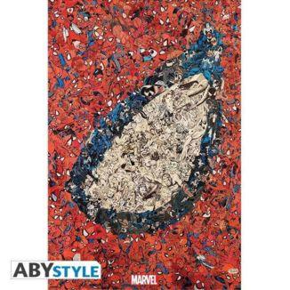 Poster Spiderman Eye Marvel Comics 91,5 x 65 cms