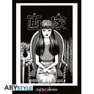 Tomie Junji Ito Poster 52 x 38 cms