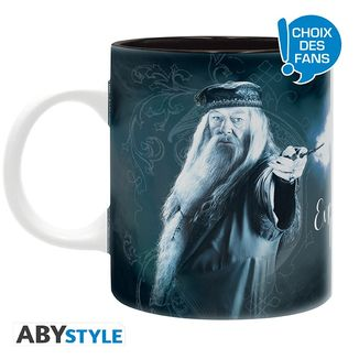 Dumbledore Expecto Patronum Mug Harry Potter 320 ml