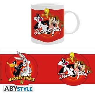 That's all folks Looney Tunes Mug 320 ml