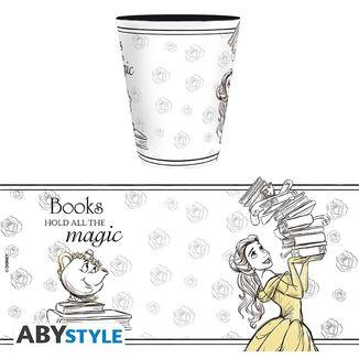 Library Mug Beauty and the Beast Disney 250 ml