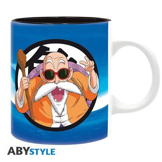 Master Roshi & Kame House Mug Dragon Ball 320ml