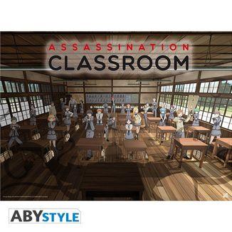 Poster Assasination Classroom 52 x 38 cm