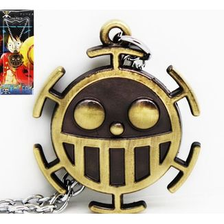Necklace One Piece Trafalgar Law golden