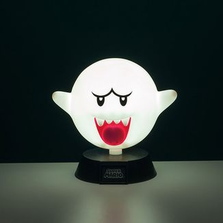 Lamp 3D Boo Super Mario Bros