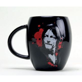 Walker Hunter Oval Mug The Walking Dead