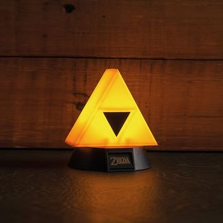 3D lamp Triforcet The Legend of Zelda