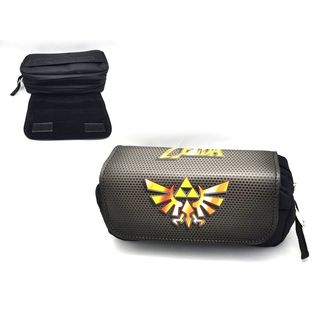 Leather Pencil Bag The Legend of Zelda golden