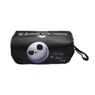 Leather Pencil Bag Nightmare Before Christmas