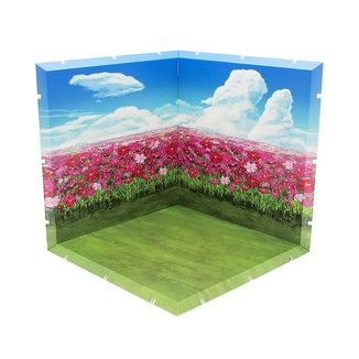 Nendoroid and Figma Decorative Dioramansion Cosmos Field