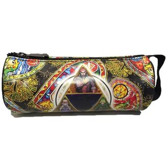 Pencil Bag The Legend of Zelda stained glass windows