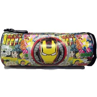 Pencil Bag Marvel Iron Man Comic