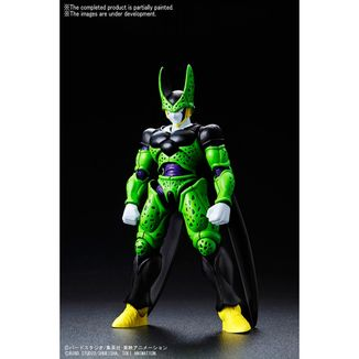 Model Kit Dragon Ball Z Perfect Cell Figure Rise Standard