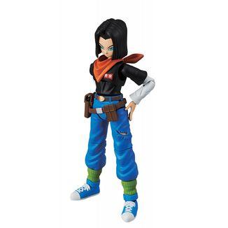 Dragon Ball Z A17 Model Kit Rise Standard
