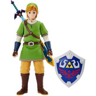 Figura Link Deluxe Big Figs The Legend of Zelda Skyward Sword