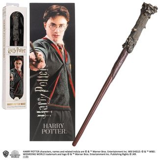 Harry Potter Magic Wand and 3D Bookmark